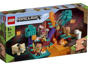 LEGO Movie 2 40031762 Pojemnik na klocki 2x2 niebieski - 2882792717