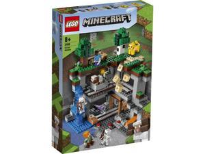 LEGO Movie 2 40041761 Pojemnik na klocki 4x2 czerwony - 2882792718