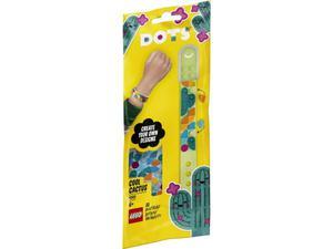 LEGO DOTS 41922 Bransoletka z kaktusem - 2859898602