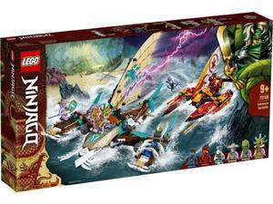 LEGO Ninjago 71748 Morska bitwa katamaran - 2859898625