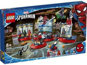 LEGO Super Heroes 76175 Atak na kryj - 2859898630