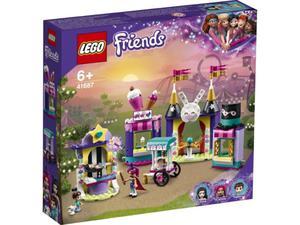 LEGO Friends 41687 Magiczne stoiska w weso - 2859898712