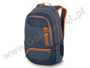 Plecak Dakine Recon Charcoal Orange 2011 - 2823102870