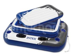 Duża lodówka pływająca do basenu 122 x 97 cm INTEX 58821 - 2077772633