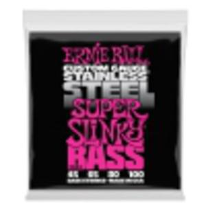 Ernie Ball 2844 Stainless Steel Bass struny do gitary basowej 45-100 - 2842623193