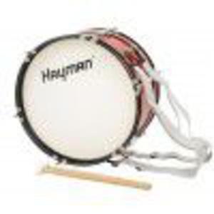 Hayman JMDR-1607 bęben basowy marszowy 16x7 - 2822482238