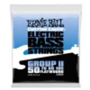 Ernie Ball 2804 Flatwound Bass struny do gitary basowej 50-105 - 2847155277