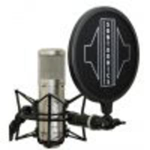 Sontronics STC-3X Pack studyjny mikrofon pojemnościowy ze zmienną charakterystyką kierunkowości z akcesoriami, srebrny - 2822483210