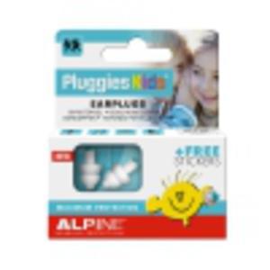 Alpine Pluggies Kids zatyczki do uszu (para) - 2843797089