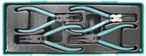 Zestaw szczypiec Seegera (wkładka narzędziowa) Jonnesway AG010002SP - 2822994992