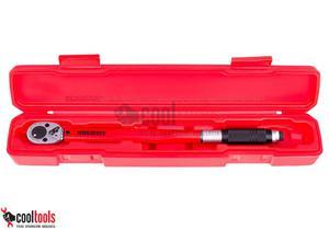 """Klucz dynamometryczny 1/2"""" 70-350 Nm certyfikowany Tengtools 1292AG-E4 (73190209) - 2845174661"""