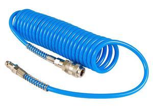 Wąż spiralny pneumatyczny 12x8mm 5m uzbrojony Airpress 4304208 - 2849961607