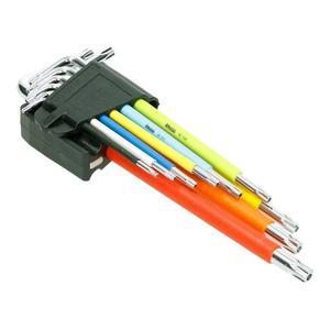 Zestaw imbusów 1.5-10 mm oraz TORX T10 - T50 w formie wkładki narzędziowej- 18 szt. Corona C1209 - 2822994745
