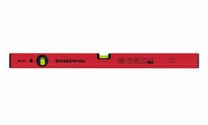 SCHEDPOL poziomica czerwona magnetyczna 100cm 2 libelle PCM100 - 2832723297