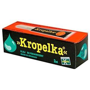 Klej Kropelka (2ml) - klej błyskawiczny