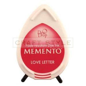 Tusz Memento Dew Drop - Love Letter - 2850894294