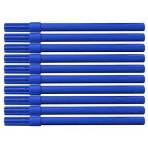 Flamaster biurowy OFFICE PRODUCTS, 10szt., niebieski - 2859690411
