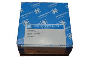PIERŚCIENIE TŁOKOWE MERCEDES śr. 77,50mm 2,5/2,5/3/4 KOMPRESSORA +0,50 KPL 1CYL - 2833313945