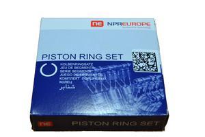 Pierścienie Tłokowe FORD śr. 76mm 1.2/1.6/2.5 KPL1 CYL drugi pierścień przekrój ukośny ESCORT FIESTA MONDEO ORION - 2833313779