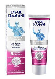 Email Diamant BLANCHEUR ABSOLUE 75ml - 2856329251