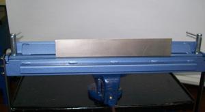 Zaginarka do blachy - 630 mm wzmocniona - 2863854262