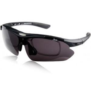 BASTO Okulary sportowe przeciwsłoneczne rowerowe unisex - 2824376320