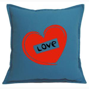 Poszewka LOVE W SERCU 4 - 2863827589