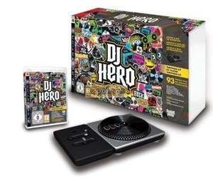 DJ Hero PS3 z adapterem - 2832576525