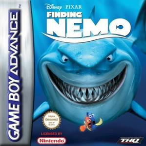 Finding Nemo - Gdzie Jest Nemo na Game Boy Advance - 2832576544