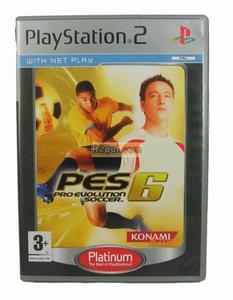 Pro Evolution Soccer 6 PS2 - 2832576640