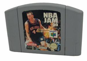 NBA Jam 99 N64 - 2832576245