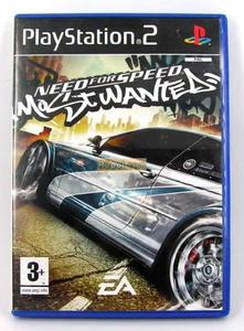Need for Speed Most Wanted PS2 - 2832576226
