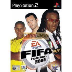 Fifa Football 2003 PS2 - 2832576405