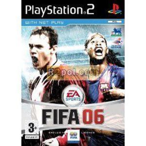 Fifa 06 PL PS2 - 2832576406