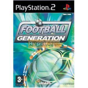 Football Generation PS2 - 2832576407
