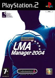 LMA Manager 2004 PS2 - 2832576412