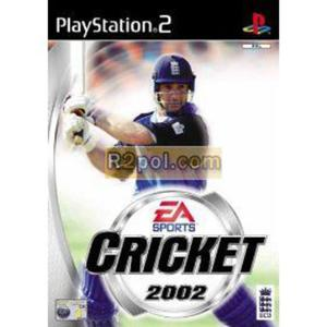 Cricket 2002 PS2 - 2832576417