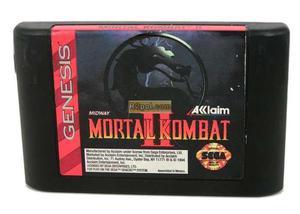 Mortal Kombat II - Sega Genesis - 2832576422