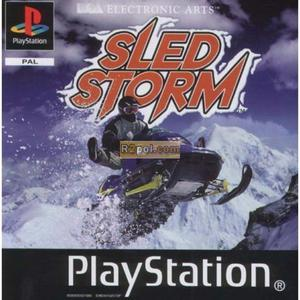 Sled Storm PSX - 2832576428