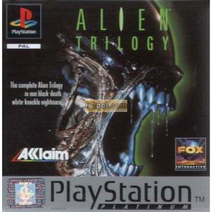 Alien Trilogy PSX - 2832576449