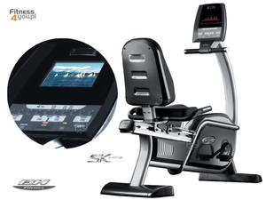 ROWER POZIOMY SK9900/9900TV BH FITNESS - 2822879222