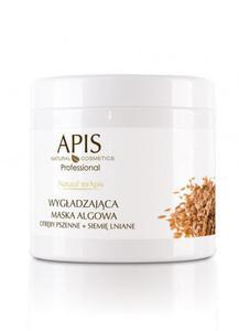 APIS Natural terApis wygładzająca maska algowa z otrębami pszennymi i siemieniem lnianym 250 g - 2857348785