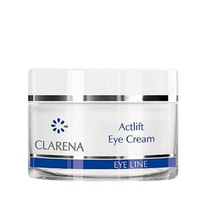 CLARENA Actlift Eye Cream Aktywnie liftujący krem pod oczy z diamentem 15 ml - 2857349079
