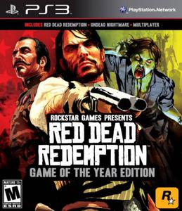 Red Dead Redemption Game of the Year Edition - 2825260264