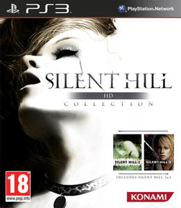 Silent Hill HD Collection - 2825260356