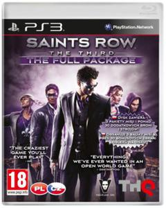 Saints Row the Third: The Full Package PL - 2825260686