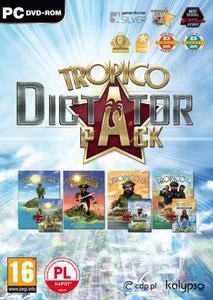 Tropico Dictator Pack (1+2+3+4) - 2825261289
