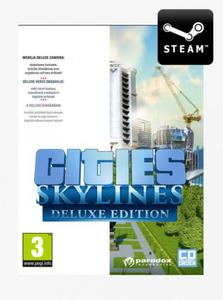 Cities Skylines Deluxe Edition PL - Klucz - 2847041986