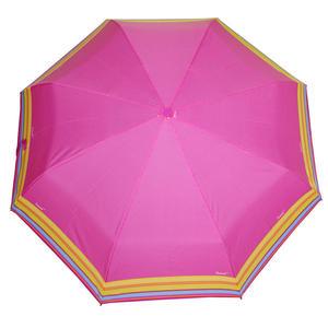 Automatyczna parasolka damska marki Parasol, róşowa - 2848500039