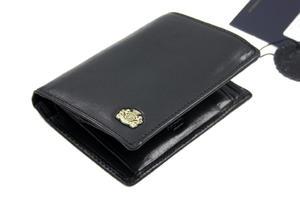 NieduĹźy, czarny portfel Wittchen, kolekcja: Arizona - 2844116382